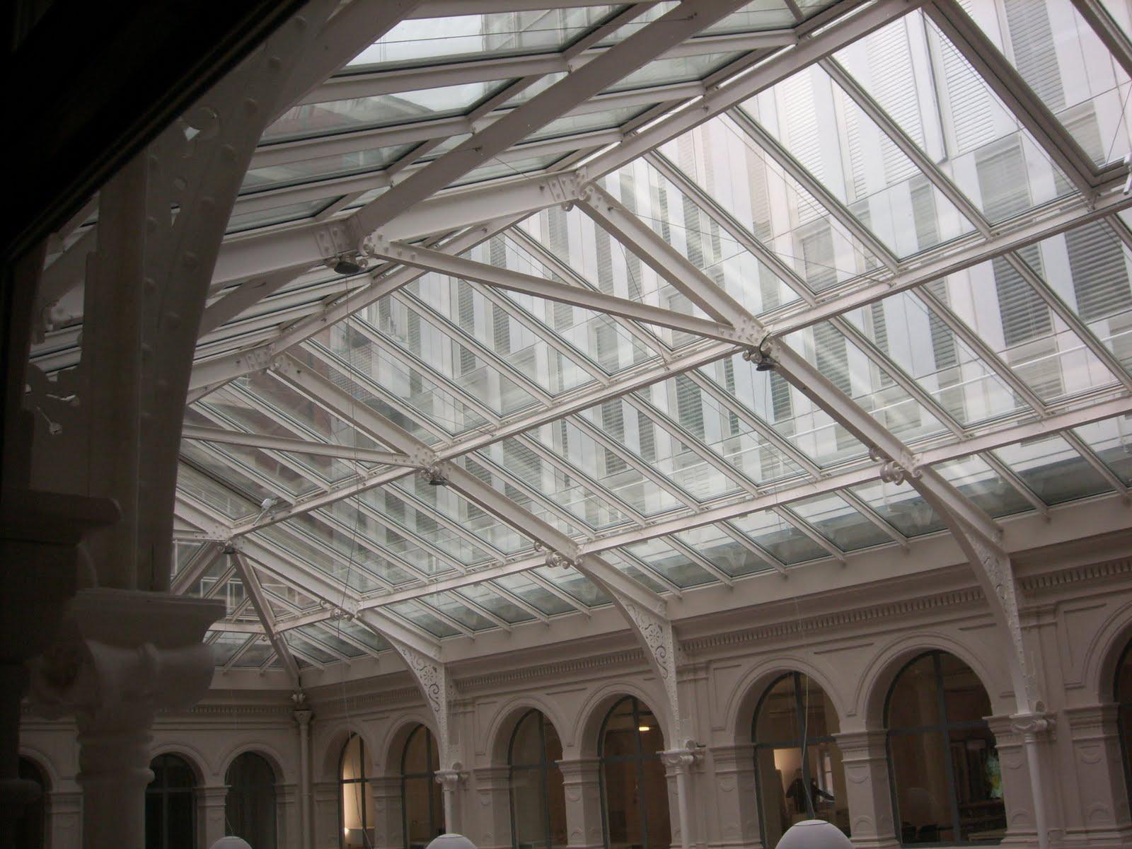Verrière architecturale aluminium